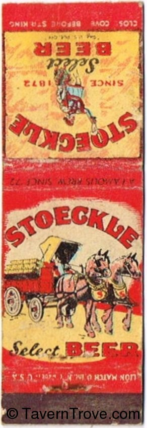 Stoeckle Select Beer