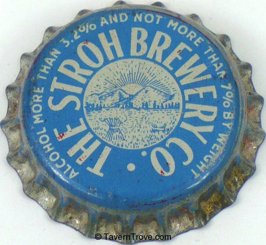 Stroh Brewery Co. ~OH tax