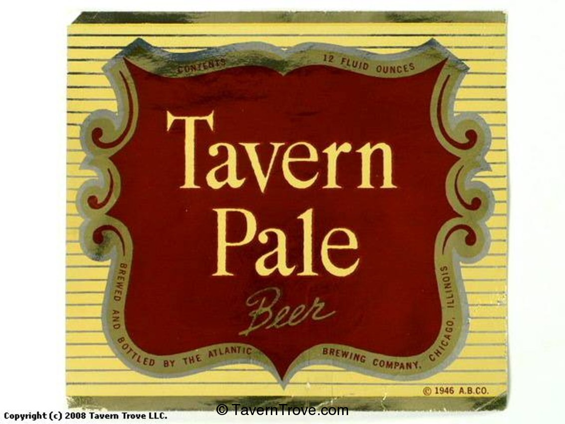 Tavern Pale Beer