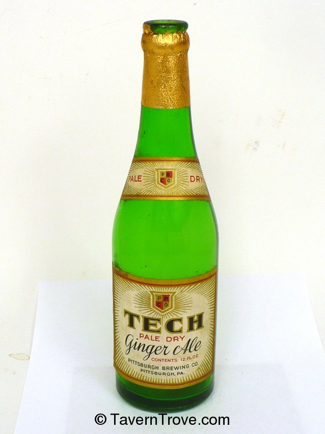 Tech Ginger Ale