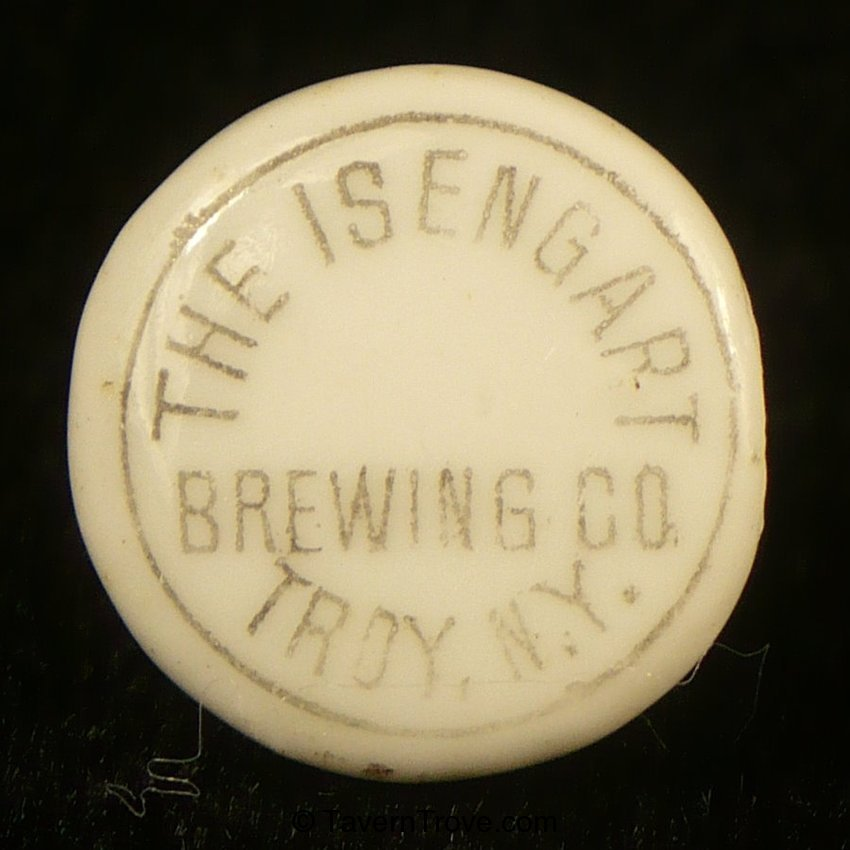 The Isengart Brewing Co. (22mm dia for 7oz bottle)