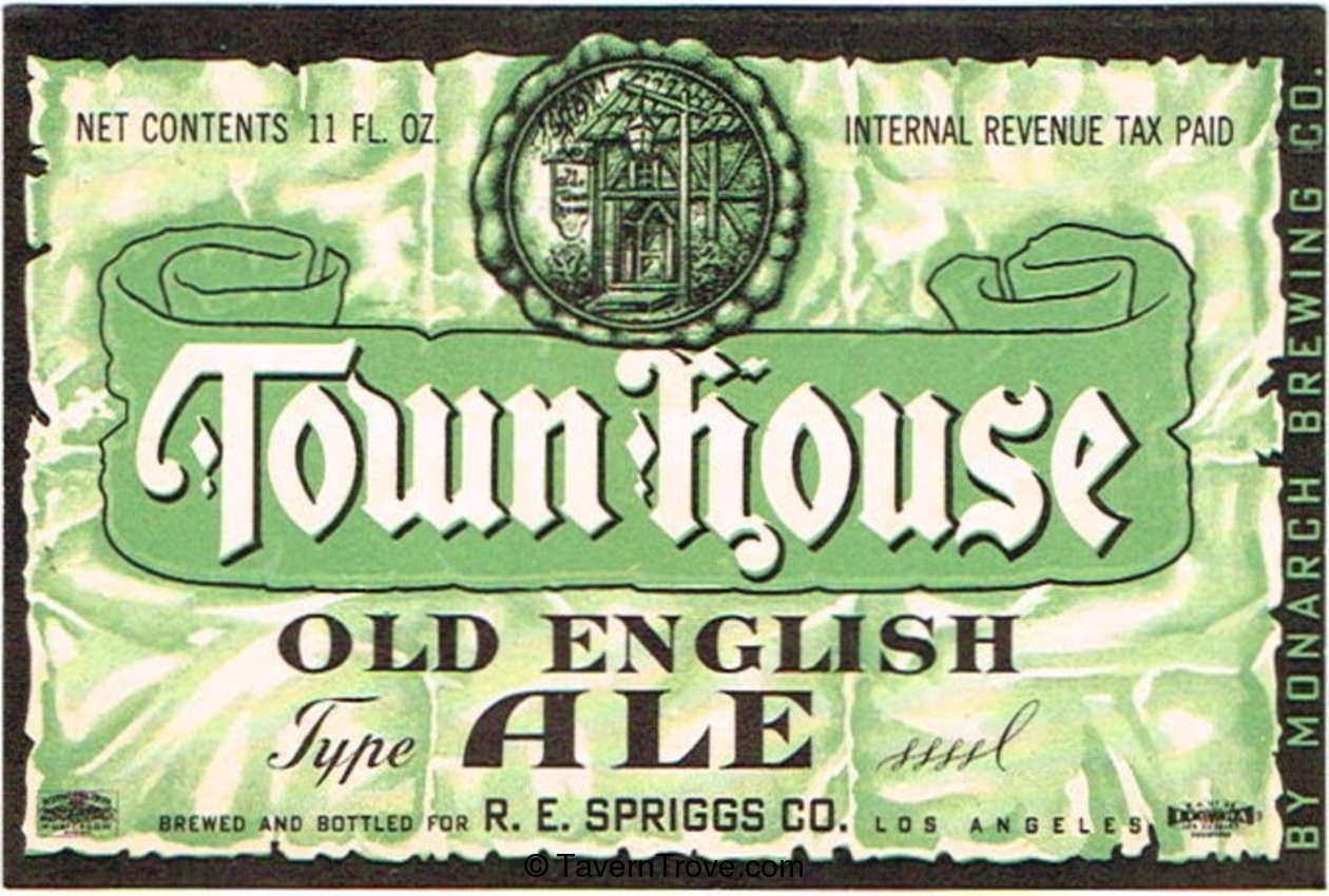 Town House Old English Ale