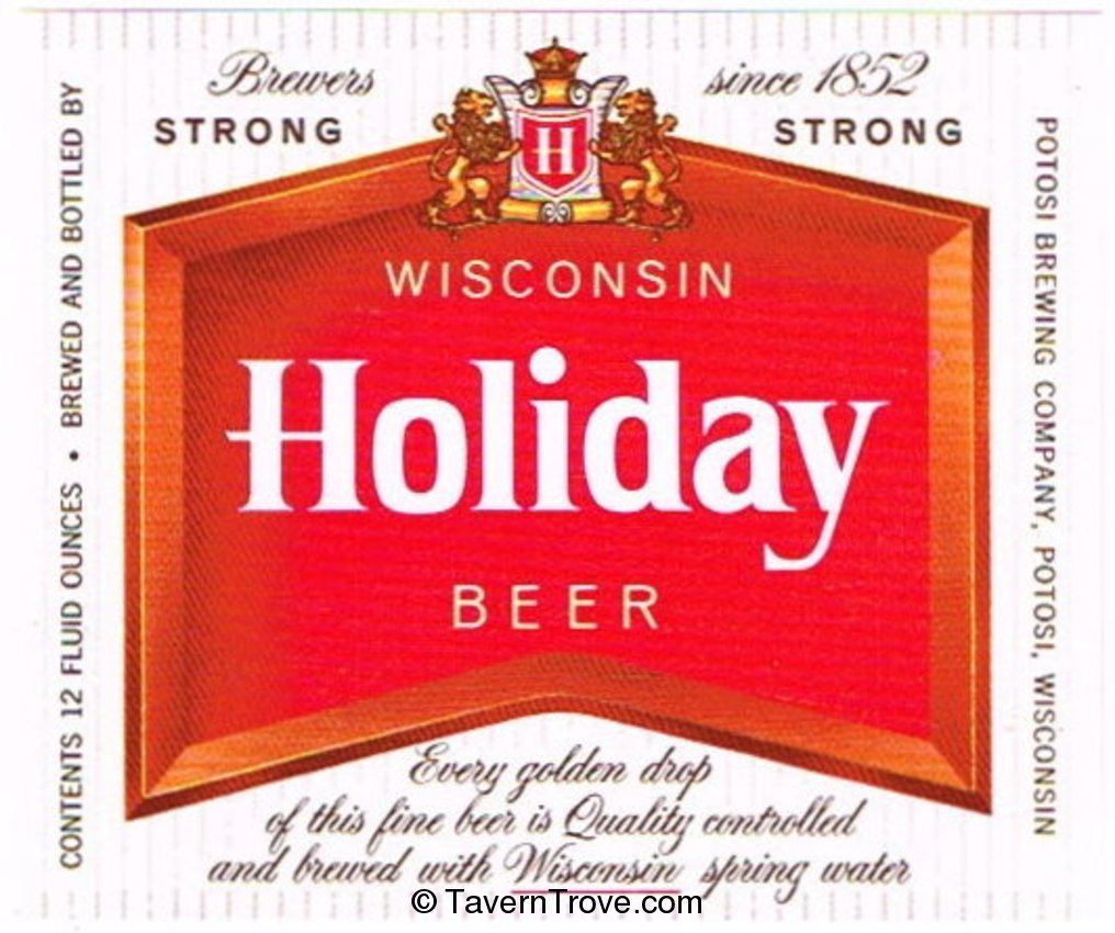 Wisconsin Holiday Beer