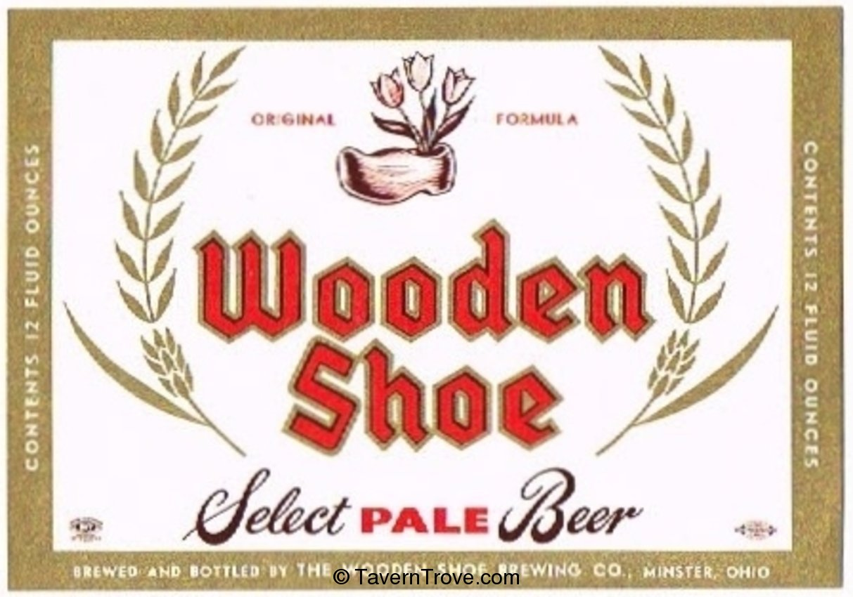 Wooden Shoe Select Beer