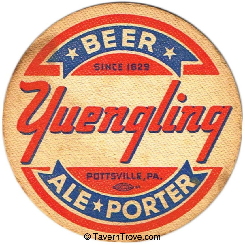 Yuengling Beer/Ale/Porter